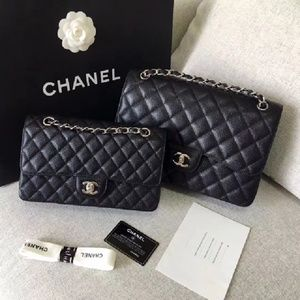 $300 Chanel cf leboy bag